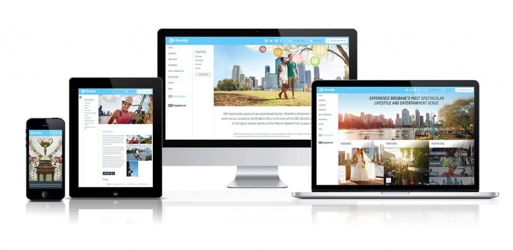 Riverlife Responsive Website Design