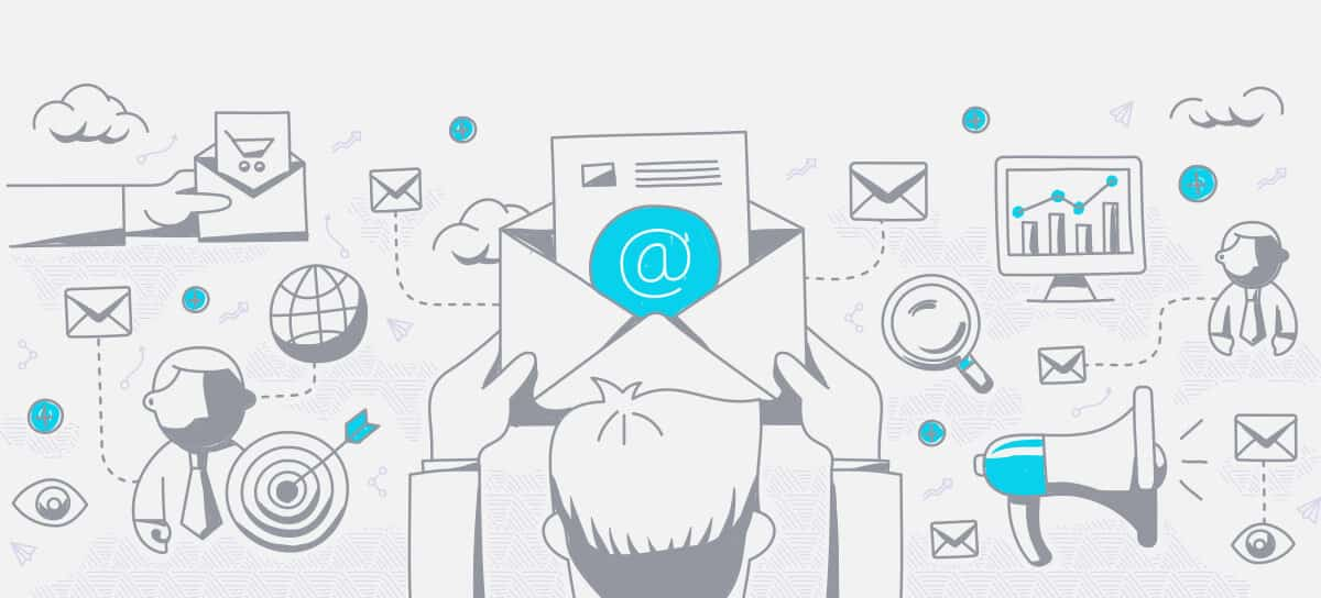 Email marketing is a core component of your online marketing strategy.