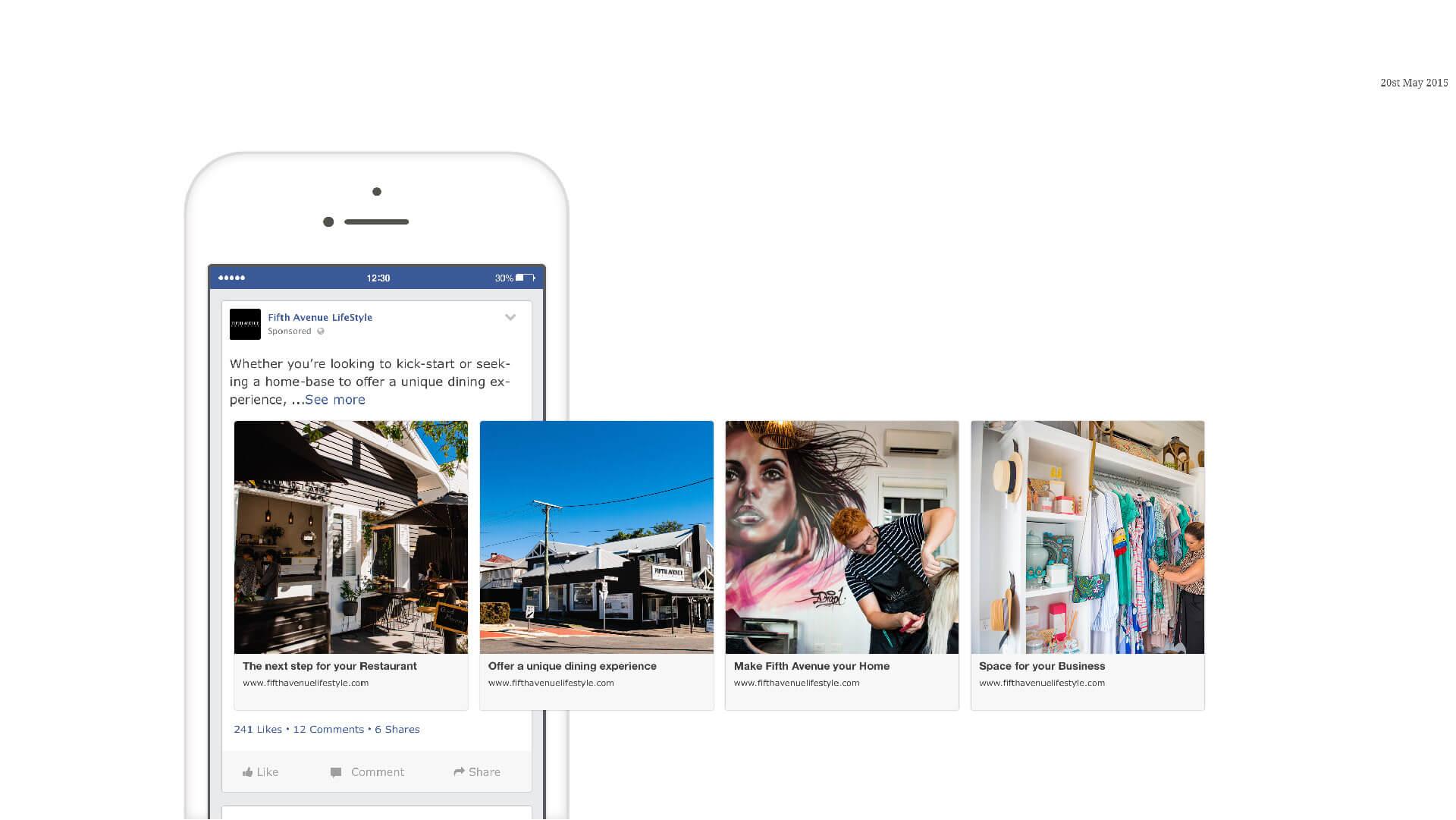 Fifth Avenue Lifestyle Digital Marketing