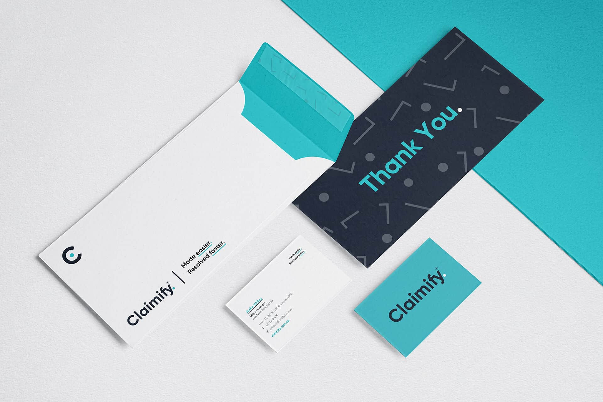 Claimify - Brand Design