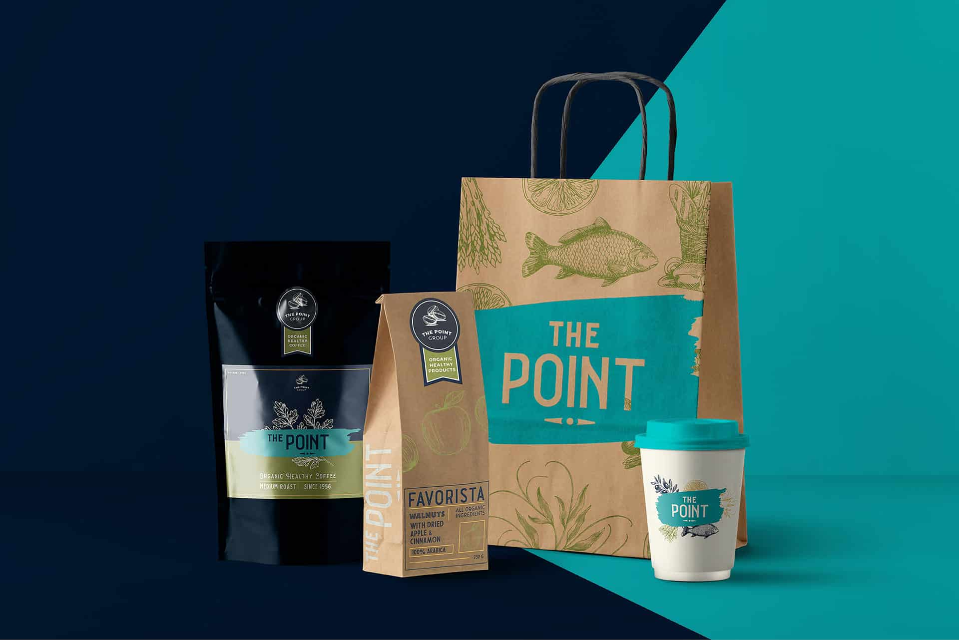 The Point - Branding Case Study