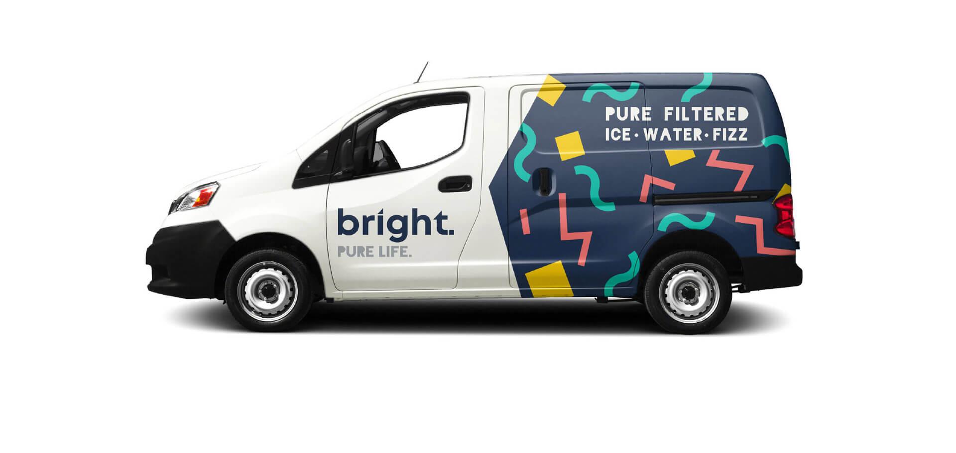Bright Ice Brand Design Brisbane